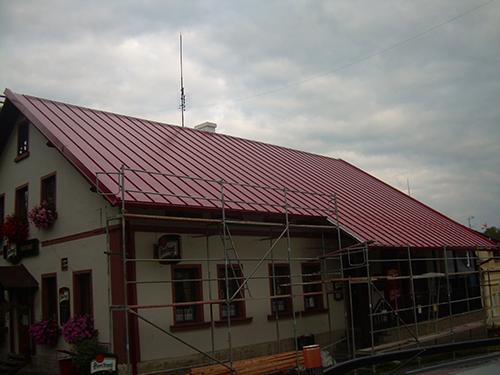 Tomáš Malecký Realizace a oprava střech Chomutov
