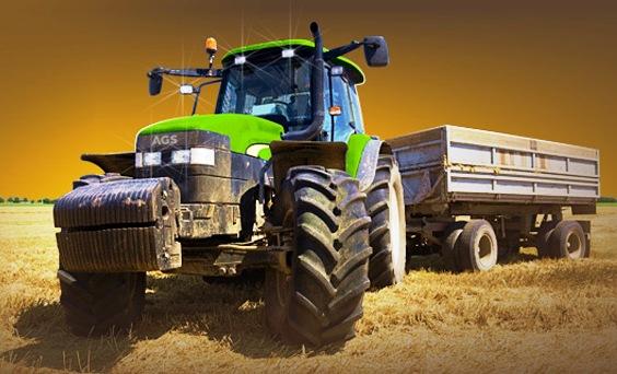 Zemědělská technika a příslušenství