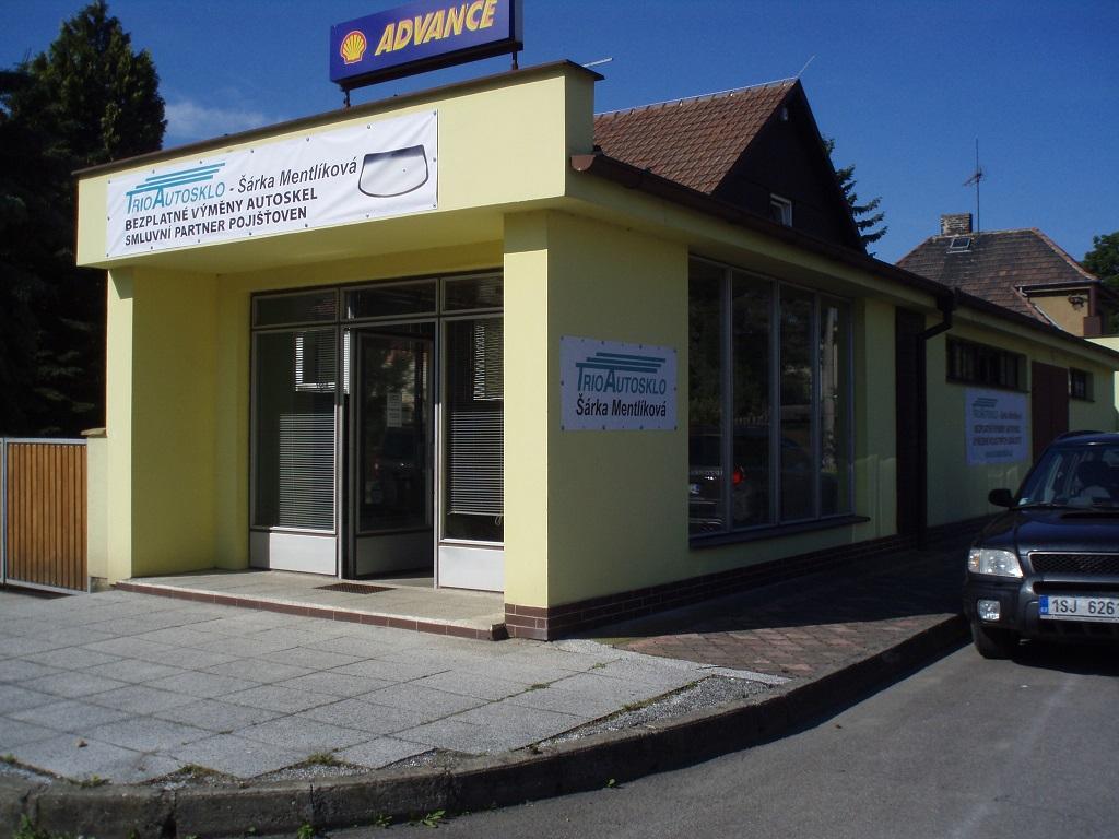 TRIOAUTOSKLO s.r.o. Výměna autoskel Brandýs nad Labem