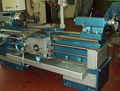 Servis kovoobráběcích strojů