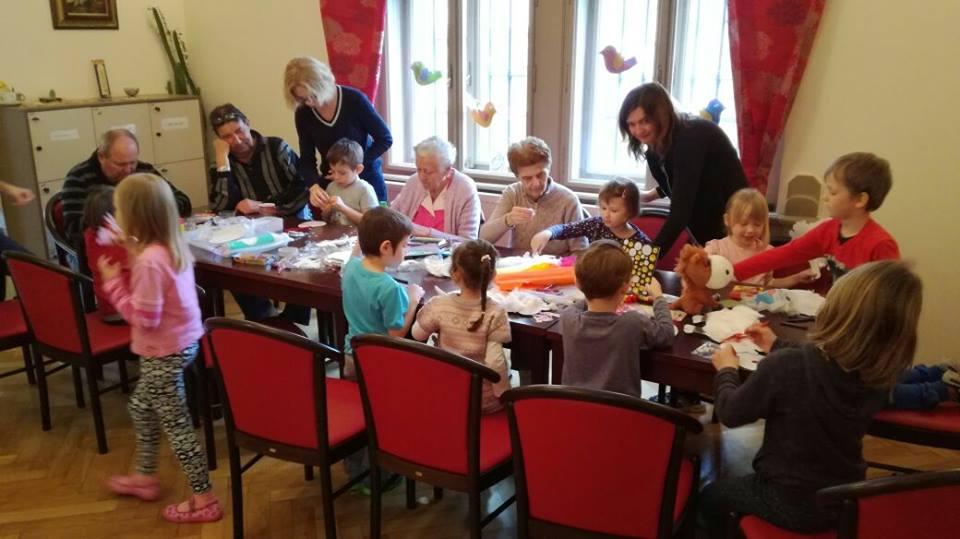 Denní péče o seniory a osoby s poruchou komunikace Praha