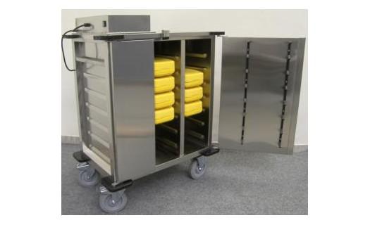 Tabletové transportní vozíky