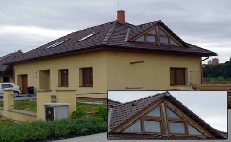 Výměna oken u rodinných domů OKAL