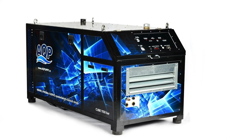 Vysokotlaký čisticí stroj CUBE 1150