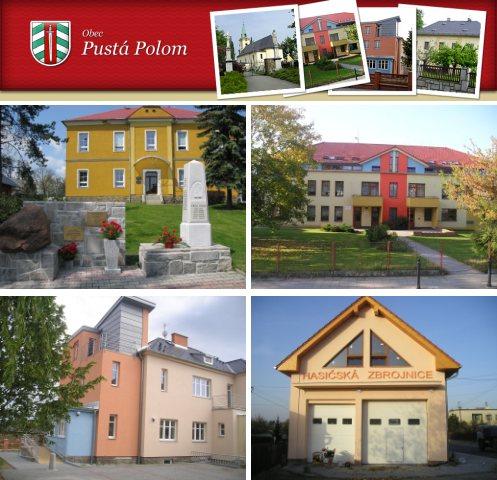 Obec Pustá Polom
