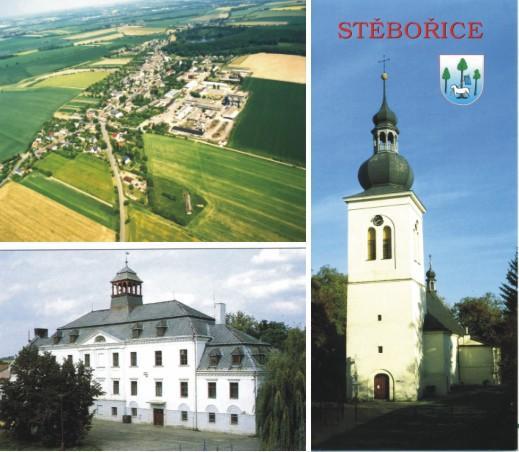 Obec Steborice Obecni urad