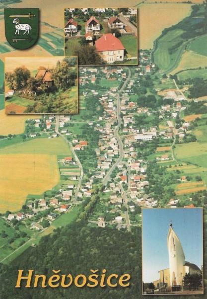 Obec Hnevosice