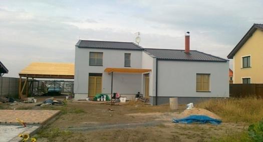 Přestavba a výstavba rodinných domků
