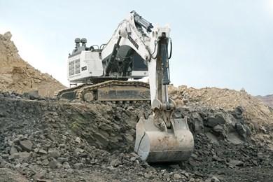 Důlní stroje