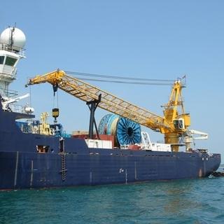 Námořní jeřáby