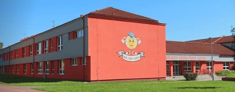 Základní škola Npor.Loma Příbor Školní 1510 okres Nový Jičín, příspěvková organizace