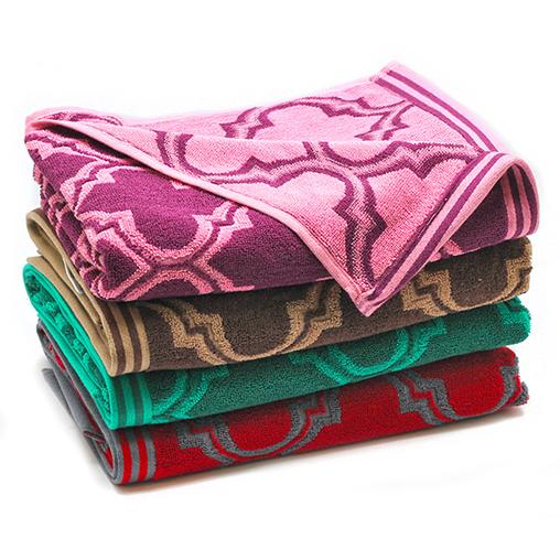 Koupelnový textil - osušky a ručníky v internetové obchodě