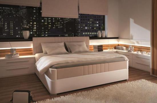 Ráj spánku Jihlava - manželské postele