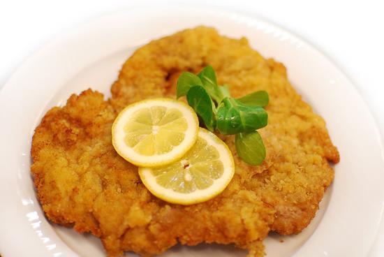 Řízky z telecího, krůtího, kuřecího, vepřového masa