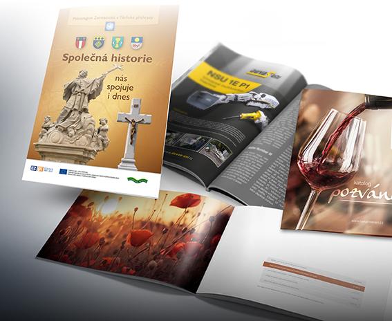 Kvalitní digitální či ofsetový tisk - tiskárna KLEINWÄCHTER