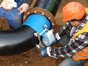 Třívrstvé pásky DENSOLEN - izolace potrubí