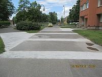 Litý asfalt vyráběný podle harmonizované normy