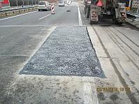 Litý asfalt pro ochranné vrstvy izolace dálnic, silnic, mostů