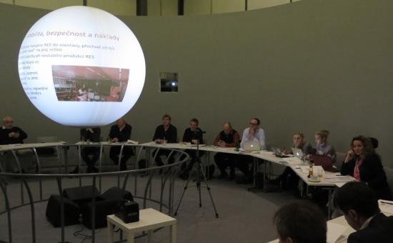 Konference a semináře v science centru Třebíč