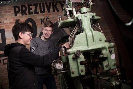 Ekotechnické centrum Alternátor v Třebíči pro školy