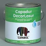 Lazurová barva Caparol na dřevo pro vnější i vnitřní použití