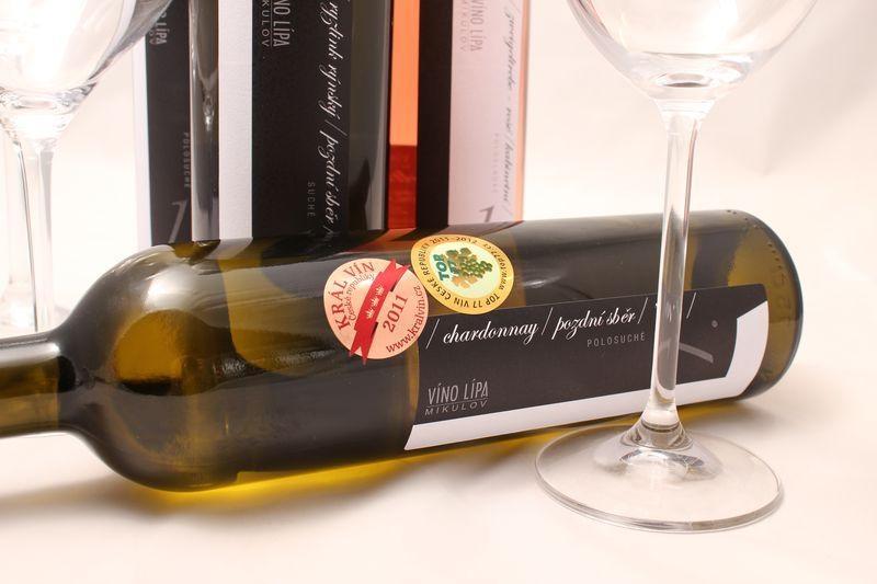 Víno Lípa – jakostní víno, pozdní sběr, kabinetní víno, výběr z hroznů
