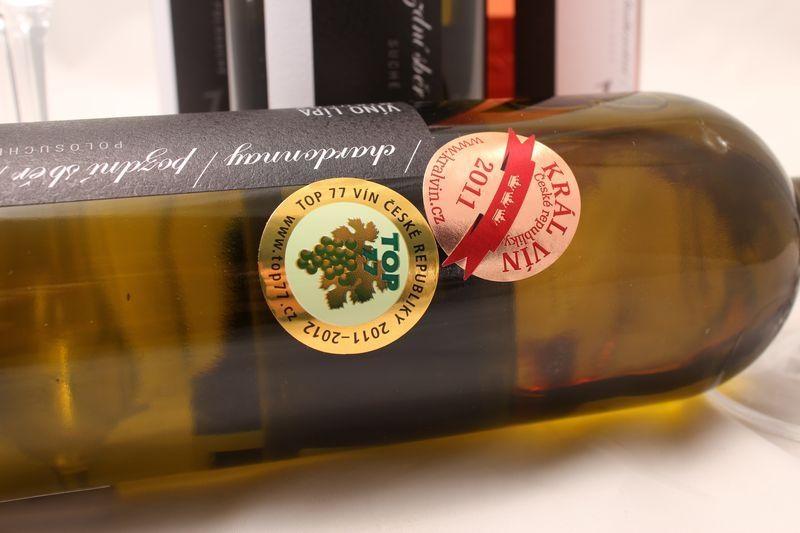 Vinařství Víno Lípa Mikulov prodává výběrová vína
