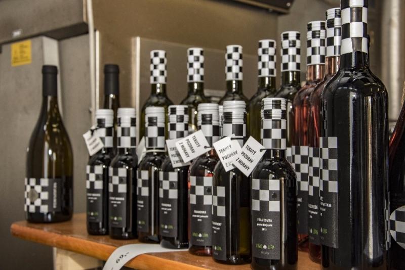 Ochutnejte vína z vinařství Víno Lípa Mikulov