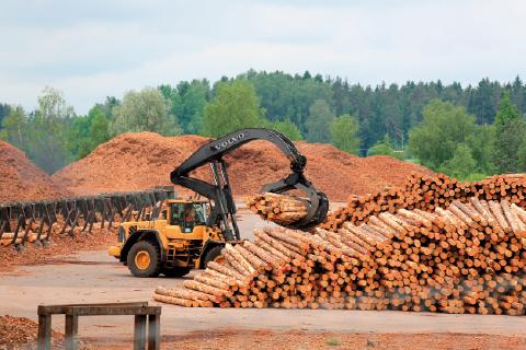 Bochemit - ochrana surového dřeva během přepravy a skladování