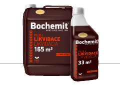 Bochemit Plus I likviduje dřevokazný hmyz