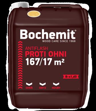 Bochemit Antiflash - koncentrovaný kapalný přípravek proti ohni
