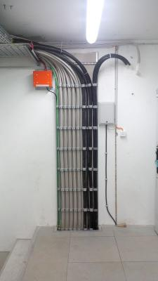 SD Install - elektroinstalace průmyslových zařízení