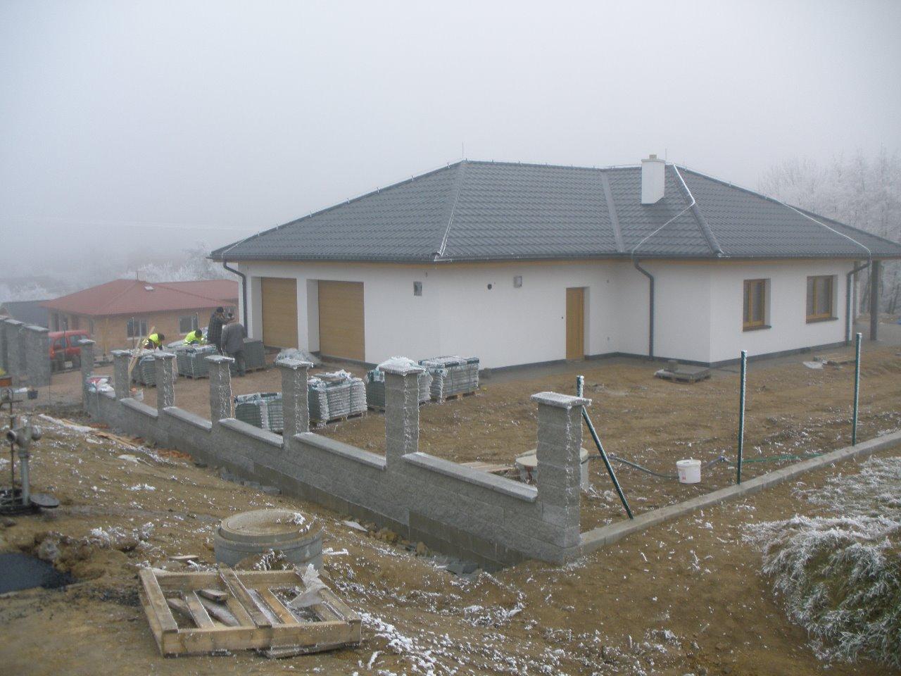 Bytová i nebytová výstavba - stavební firma STAVOFLOS s.r.o.