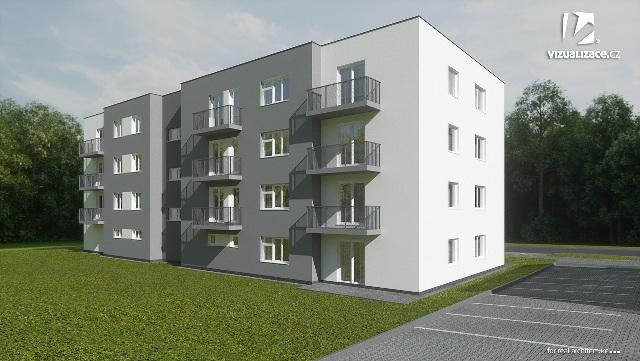 Příjemné bydlení v bytovém domě v Bystřici nad Pernštejnem