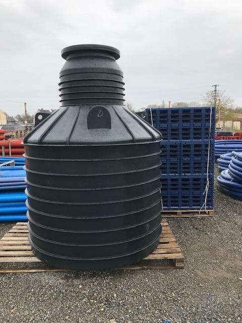 Retenční nádrže na dešťovou vodu - DILES Company s.r.o. a Ostrava