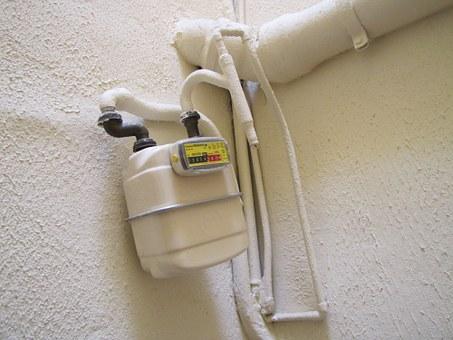Plynovodní potrubí a tvarovky, objímky, přechodky, kohouty