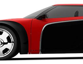 Wrap fólie k ochraně karoserie vozidel - CARTINT Zlín