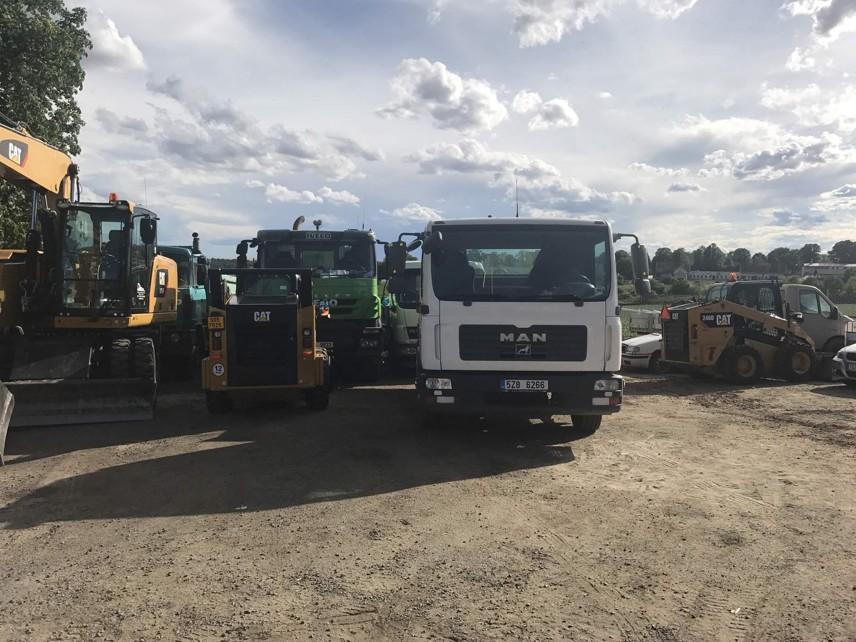 Odvoz stavební suti, ekologická likvidace odpadu