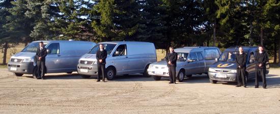 Pohřební ústav EXCELENT - pohřební vozy
