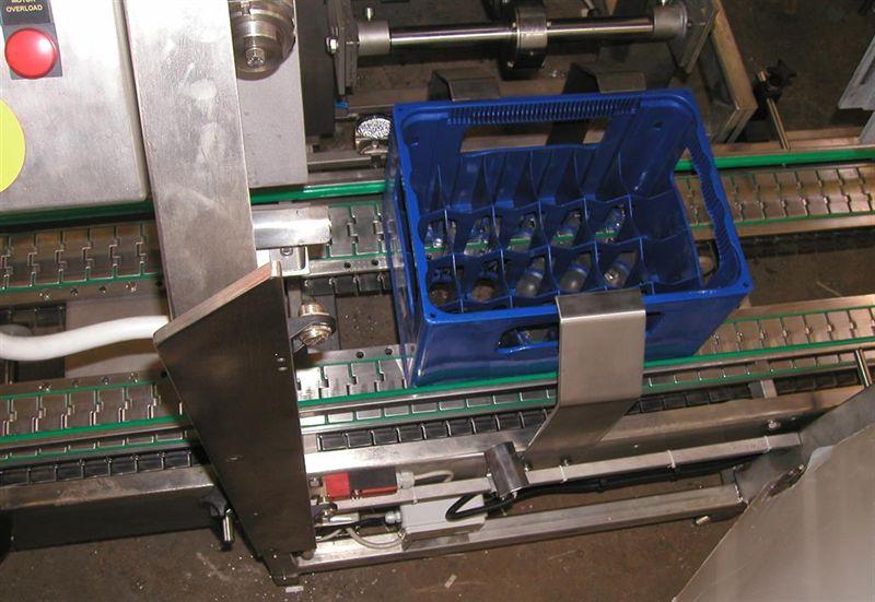 Stroje a automatické linky pro pivovary, lihovary, sodovkárny