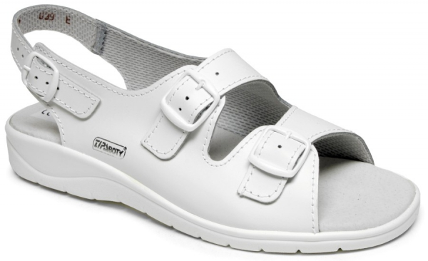 Pracovní obuv s měkkým nášlapem, tlumící nárazy