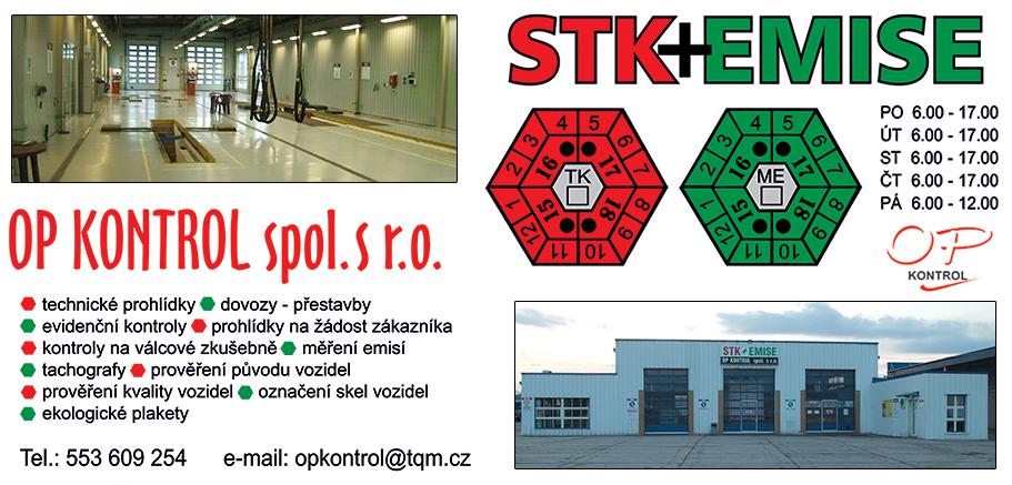 STK, označení skel vozidel, cejchování a montáže tachografů