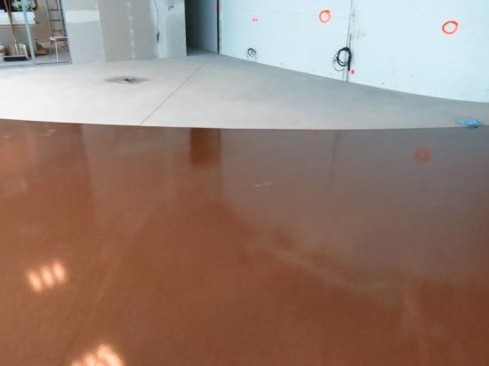 Syntetická podlaha do zdravotnických a chemických provozů
