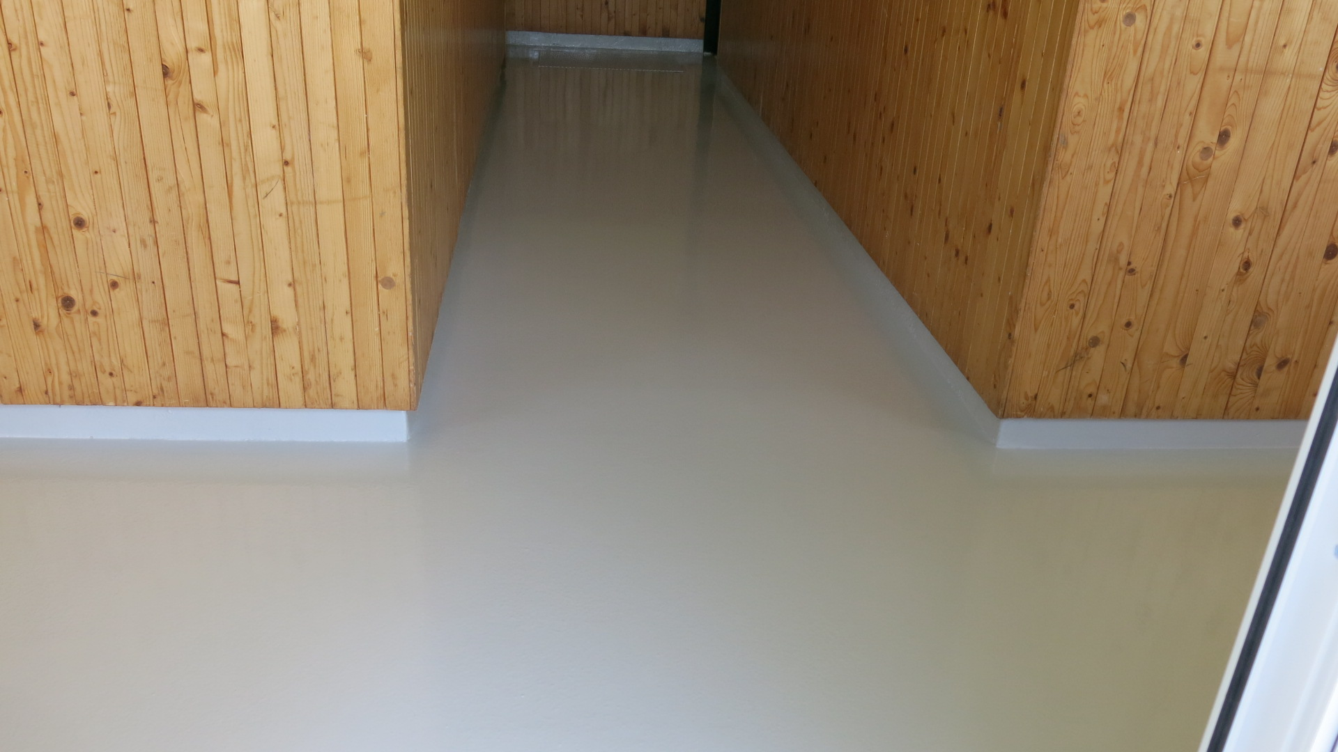 Lité podlahy do hygienicky náročných objektů