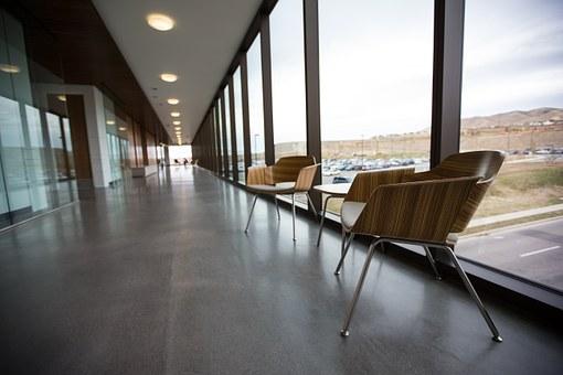 Syntetické lité podlahy - Stavby PM Pavel Machů, Zlínský kraj