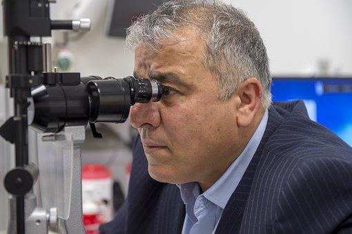 Vyšetření zraku - oční optika Cairoo Uherské Hradiště