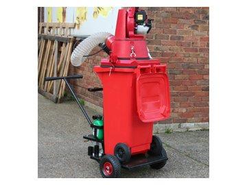 Komunální vysavače pro sběr odpadků i psích výkalů