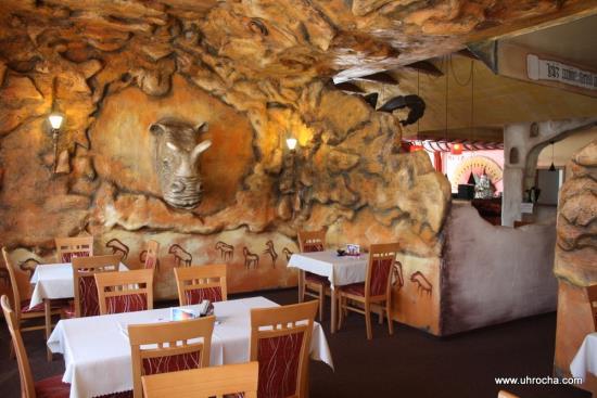 Restaurace a hotel U Hrocha Škrdlovice Vysočina