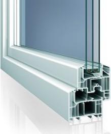 Plastová okna Inoutic Eforte pro nízkoenergetické domy, Vsetín