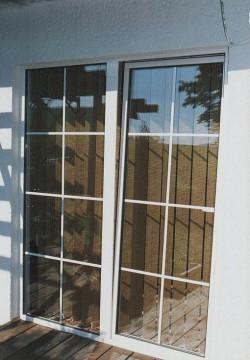 Balkonové plastové dveře - Rožnov pod Radhoštěm